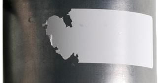 ONE2ID security fraudebestendig label destructible