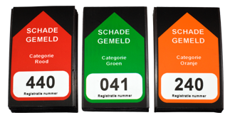 ONE2ID magneten anisotropisch automotive schademelding