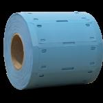ONE2ID kabellabel blauw