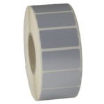 ONE2ID zilver polyester labels industrie