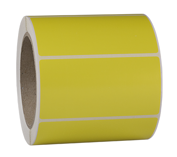 ONE2ID blanco polyester etiket industrie labels stickers
