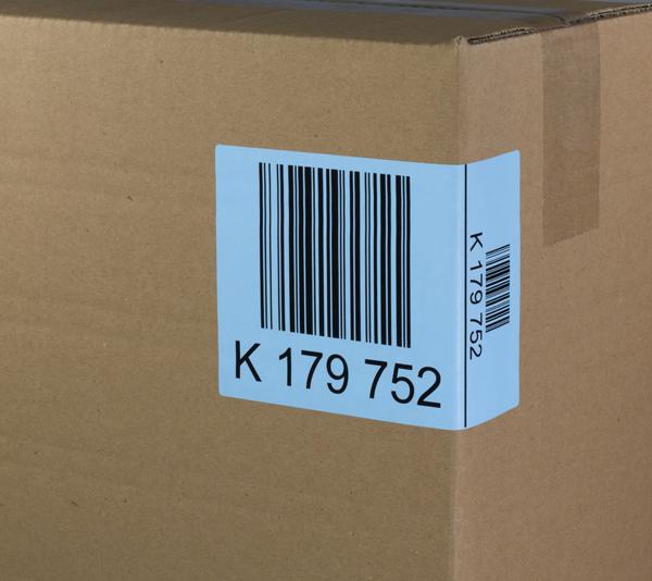 ONE2ID papieren dozen pallet labels magazijn