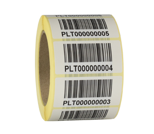 ONE2ID LPN labels pallet id magazijn etiketten