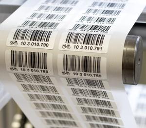ONE2ID barcode labels typeplaatjes registratie