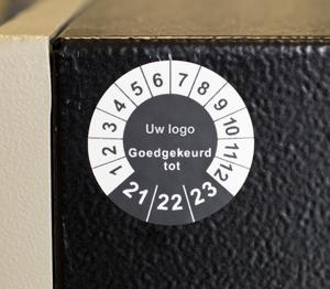 ONE2ID sicherheitsetiketten Sicherheitssiegel für Produkte und Maschinen