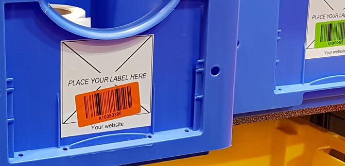 label adapter etiket ONE2ID