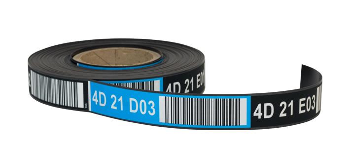 magnetische etiketten ONE2ID