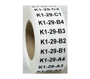 ONE2ID magazijnlabels modula lift kardex kasr pick labels