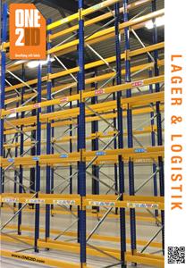 ONE2ID Broschüre Lager und Logistik Barcode-Etiketten