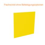 ONE2ID Lagerschilder Flachschild