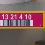 ONE2ID Barcode-Etiketten mit Farbcodierung