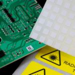 ONE2ID Hitzebeständige Etiketten Leiterplatte PCB höhe Temperatur