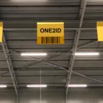 ONE2ID Clip-on Schild Massengutstandorte