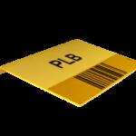 ONE2ID Clip-on Schild mit Barcode-Etikett und 120-Grad-Winkel