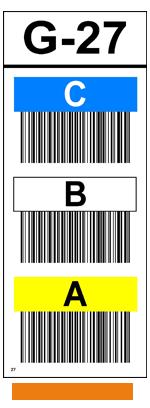 ONE2ID Einfache Kodierung mit Regaletiketten