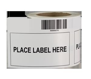 ONE2ID Etikettenadapter wiederablösbare Schilder Regaletiketten