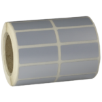 ONE2ID Identification Maschinen Typenschild metallissierte Polyester-Etiketten