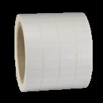 ONE2ID Industrielle Polyester-Etiketten weiß