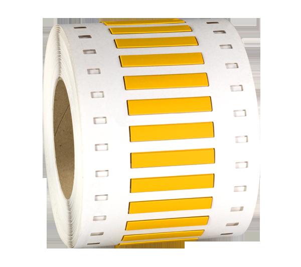 ONE2Id Kabel Schrumpfschlauch gelb Polyolefin