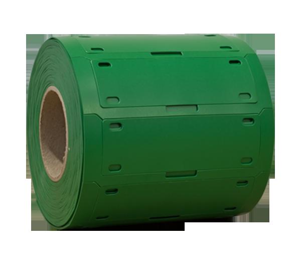 ONE2ID Kabelkennzeichnung Polyurethan grün