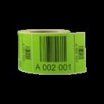 ONE2ID Kartonetiketten Palettenetiketten Lageretiketten drucken lassen