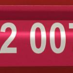 ONE2ID Lagerplatz-Etikett magenta Ebene 2
