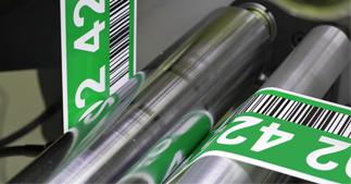 ONE2ID Lagerplatz Etiketten drucken lassen
