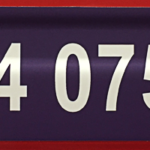 ONE2ID Lagerregaletikett violett Ebene 4