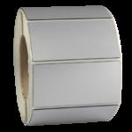 ONE2ID Metallisierte Polyester-Etiketten Typenschild