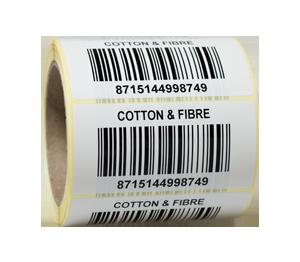 ONE2ID Palettenetiketten Kistenetiketten Kartonetiketten mit Barcode