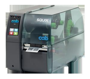 ONE2ID CAB Thermaltransferdrucker selbst Etiketten herstellen