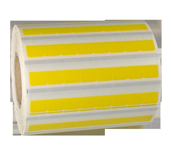ONE2ID Vinyl-Etiketten Selbstlaminierende Wickeletiketten Drahtmarkierung