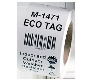 ONE2ID TAG Polyethylen-Etikett für den Außenbereich