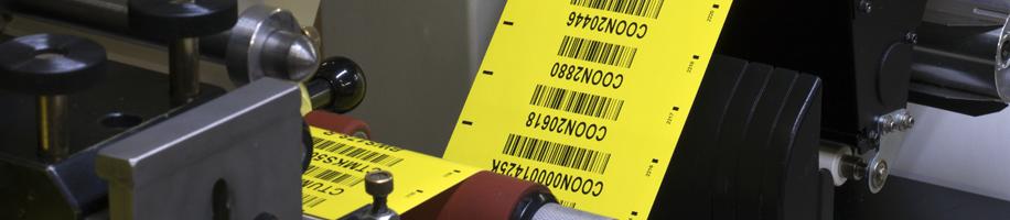 ONE2Id Vorgedruckte-Barcode-Etiketten