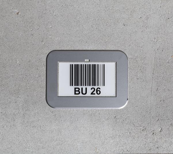 ONE2ID Bodenkennzeichnung Bodenmarkierung Lageretiketten