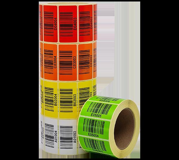 ONE2ID Palettenetiketten Kartonetiketten LPN Etiketten Lagerschilder